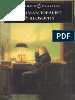 R.rubner - German Idealist Philosophy
