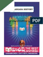 Telangana History English