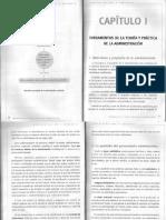 Fundamentos de Teoria y Practica Administrativa