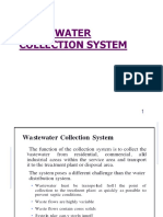 Wastewater Collection Systems 1
