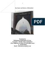 14 MUSLIM SAINTS AND MYSTICS OF HYDERABAD