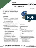 Fke Level Transmitter