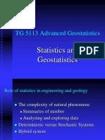 2. Statistik Dan Geostatistik 27 Januari 2015 Ed