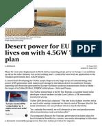 Desert power for EU dream lives.pdf