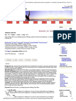 Impact of Yoga Nidra on Psychological General Wellbeing in Patients With Menstrual Irregularities_ a Randomized Controlled Trial Rani K, Tiwari S C, Singh U, Agrawal G G, Ghildiyal a, Srivastava N - Int J Yoga