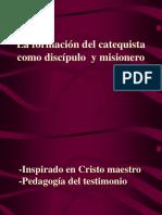 formacindelcatequistacomodiscpulo-110618221411-phpapp01