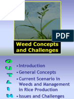 Weeds & Its Management