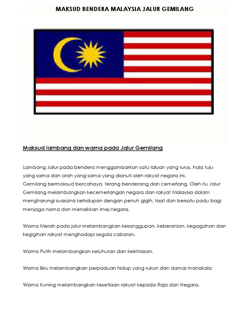 Bendera Merah Putih Biru