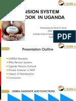 Ubra Presentation to the Rotary Club of Kampala South
