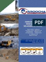 Brochure de Grupo Rroocha Csrl