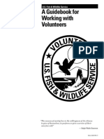 Volunteer Guidebook for unknown expedition