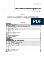 Guidelines For Measuring Audio Power Amplifier Performance (Texas Instruments).pdf