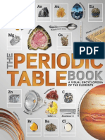The Periodic Table Book - A Visual Encyclopedia of the Elements (2017) (DK Publishing)