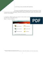 Manual Dialiux