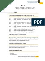 13_audit Investigatif Dengan Teknik Audit
