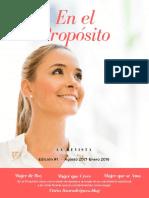 En el Propósito (La Revista) Primera Edición