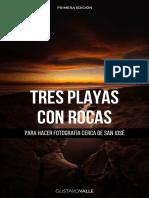 Tres Playas de Costa Rica para fotografía