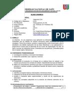Silabo de Dinamica Unc 2017-Vacacional