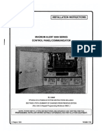 MA3000 Installation Manual