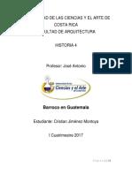 Arquitectura Barroca en Guatemala
