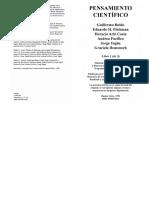 Boido, G., E. Flichman Et Al._pensamiento Científico, Libro 1, Prociencia, Conicet, 1996, Móds. 1-5 (Doble Faz A4 OCR v2015-4)