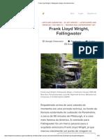 Frank Lloyd Wright, Fallingwater (artigo) _ Academia Khan.pdf