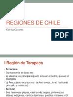 Regiones de Chile Pais