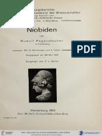 Pagenstecher,  Niobiden (1910)