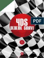 2015 YDS Deneme Sınavı&Kelime Listesi 1.pdf