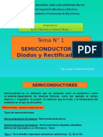 CLASE N 01 - Semiconductores
