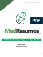 Medresumo 2016 - Módulo 04 - Mecanismos de Agressao e Defesa (Mad) II