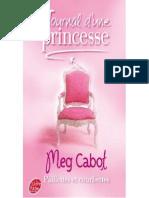 Journal d'Une Princesse T4