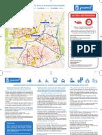 Zonas acceso prohibición centro Madrid