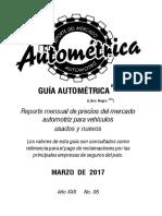 Guia Autometrica Marzo 2017
