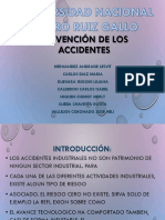 Prevencion de Accidentes - Expo