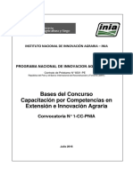 5 Bases Capacitación Por Competencias