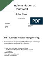BPR Casestudy