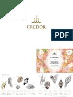 credor catalogue
