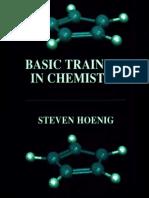 Basic Training in Chemistry - S[1]. Hoenig 2002 WW