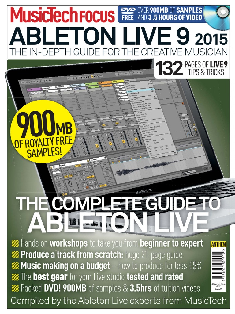 Music Tech Focus Ableton Live 2015pdf