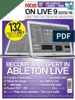 Music Tech Focus - Ableton Live - 2015-2016