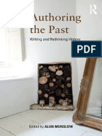 Authoring the Past - Alun Munslow