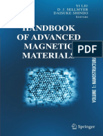 Handbook of Advanced Magneic Materials