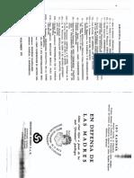 Kanner, L. (1974) - En defensa de las madres.pdf