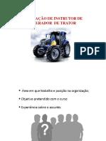 Operação Com Trator Agricola 2012 - 02
