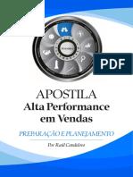 APV - Modulo 2 Planejamento - Apostila
