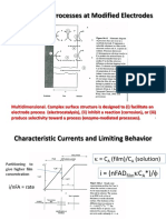 Chap14. Overview of Processes at Modified Electrodes