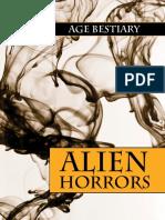 Green Ronin - [AGE] - Bestiary - Alien Horrors