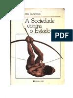 CLASTRES%2c Pierre. A Sociedade Contra o Estado.pdf