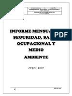 17.1 Informe Mensual